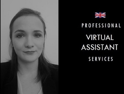 Provide professional British bespoke virtual assistant services.