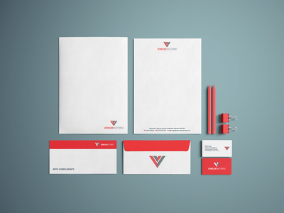 Rebrand your company - logo, business cards, web/social banners