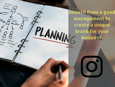 Manage your Instagram business page