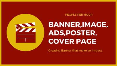 Design  Banner Ads for web advertising
