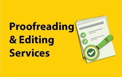 Professionally proofread and edit up to 50000 words