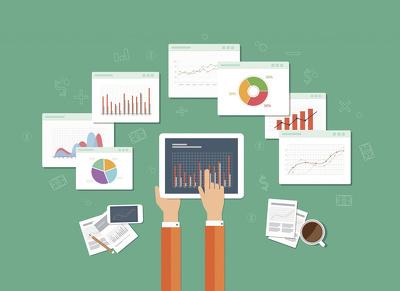 Design diagrams, charts, graph tables