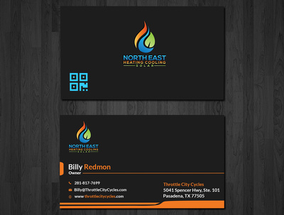 Design Business Card, Letterhead, And Stationery Items