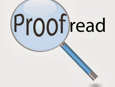 Proof read 1000 words of your content