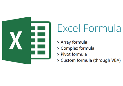 Write a MS-Excel Formula