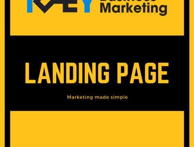 Create a Amazon affiliates landing page