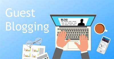 10 unique guest blog posts on DA30 TO 40 websites