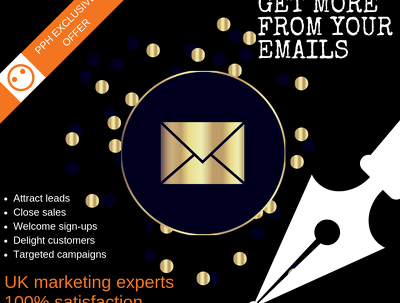 Write an awesome marketing email ★ GET MORE CUSTOMERS ★