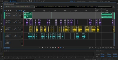 Edit, mix and master your podcast ready for broadcast