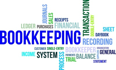Monthly bookkeeping for small companies (up to 100 entries)