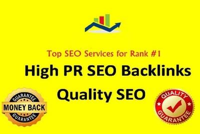 Create 10 web 2.0 backlinks for SEO ranking
