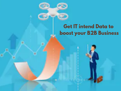 Provide B2B IT Intent data to boost your B2B lead generation.