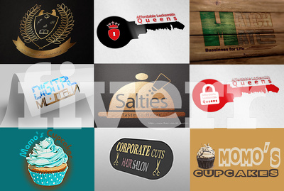 Design Logo, Branding Elements and T-Shirt Designs for only 20$