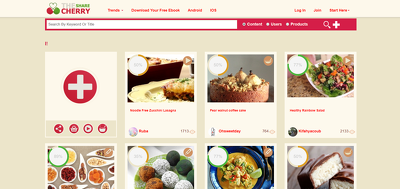 Publish A Guest Post on Thecherryshare.com - DA 45 Food Blog