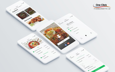 Food Ordering App like Zomato, Swiggy, UberEats