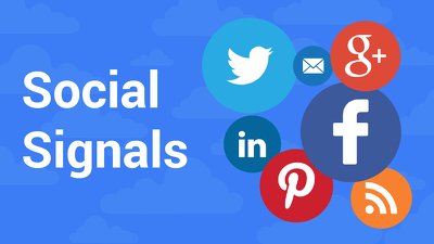 I will provide 2000 SOCIAL SIGNALS for blog or website
