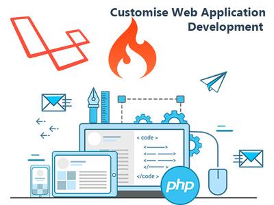 Customize Web Application Development (Per Hour Rate)