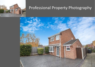 professionally edit up to 5 real estate property photographs