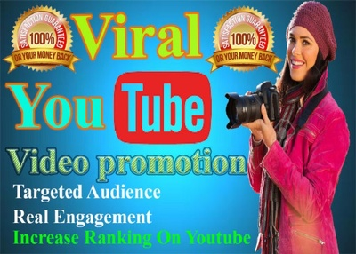 Supper Safe Promotion Your Youtube Video
