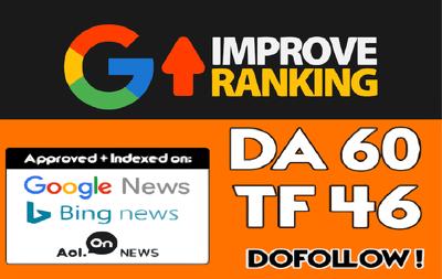 Guest Post On Tech News Blog Da 60  With Dofollow Link