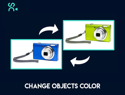 Change color of products