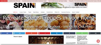 Guest post on Spain Buddy - SpainBuddy.com - DA47