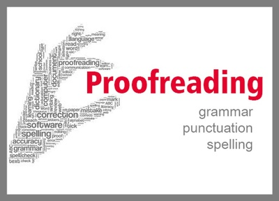Proofread Any Document. Up To 2500 Words In Length