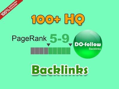 Get 100 do follow PR 5-9 Backlinks