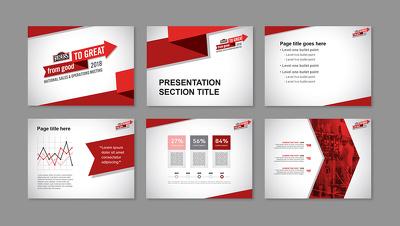 Presentation designer  to flourish your business