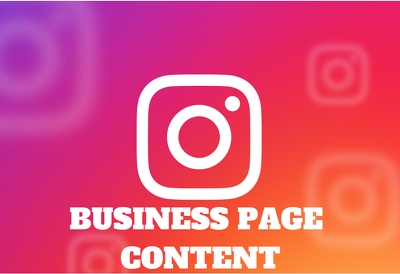 Create Posts For Your Instagram Page