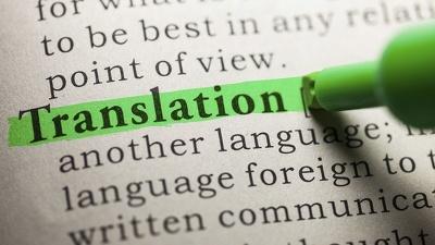Translate 500 words English <> Arabic