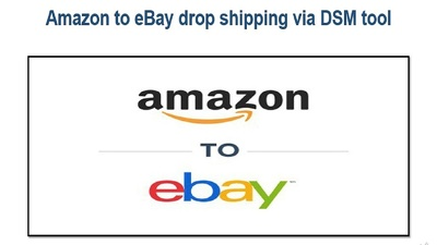 Drop-shipping product listing on eBay, Walmart, Etsy, Shopify