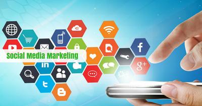 Do Social Media Marketing for the all social plateforms