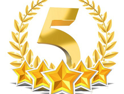 Add 4 amazing 5 star reviews to your fan page to rocket your