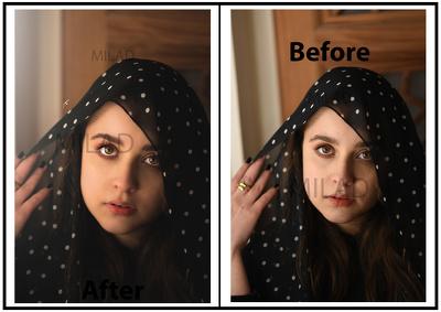 Edit 5 photos