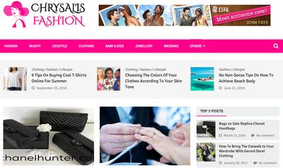 Publish Fashion Guest Post On My Fashion Lifestyle Blog