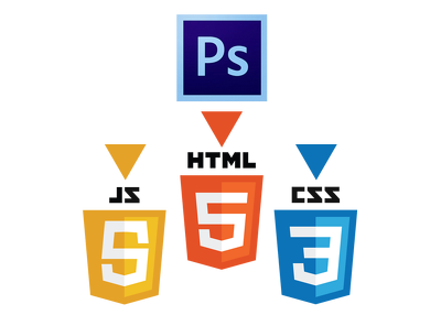 Convert Psd To Html Responsive Using Bootstrap one page