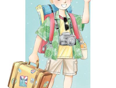 Do illustration for your children story book