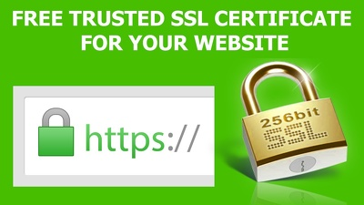 Best EASTER offer for setup FREE SSL to your website