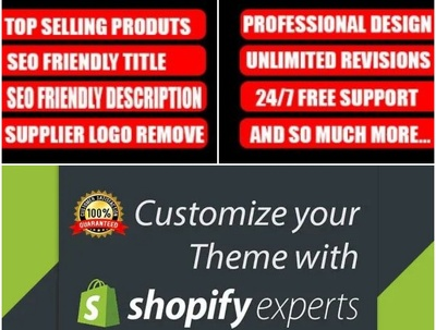 Make Shopify Template, Shopify Store