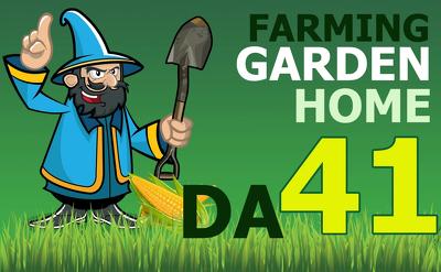 Publish Guest Post On Garden and Farming Blog - growingmagazine