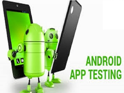 Do complete android application testing.