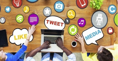 Be your Social media marketing department for 1 Month