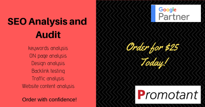 SEO Analysis and Audit Report