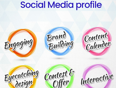 create Social Media Creatives ( 10*2 ) for your business