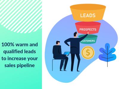 provide B2B SaaS companies Decision Makers DB (200 leads)