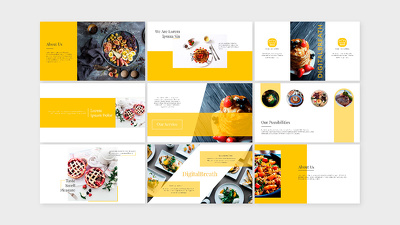Design or redesign High Quality Powerpoint presentation