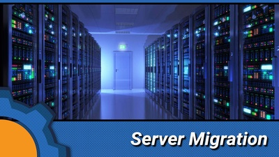 Migrate your website to another server