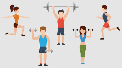 Publish Guest Post on Health and Fitness Website - DA 48