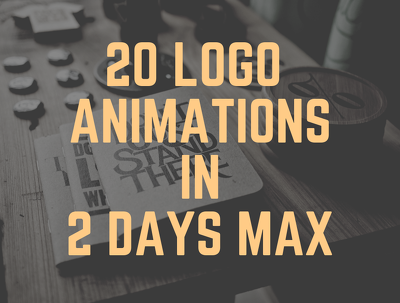 Create 20 Amazing Logo Animations